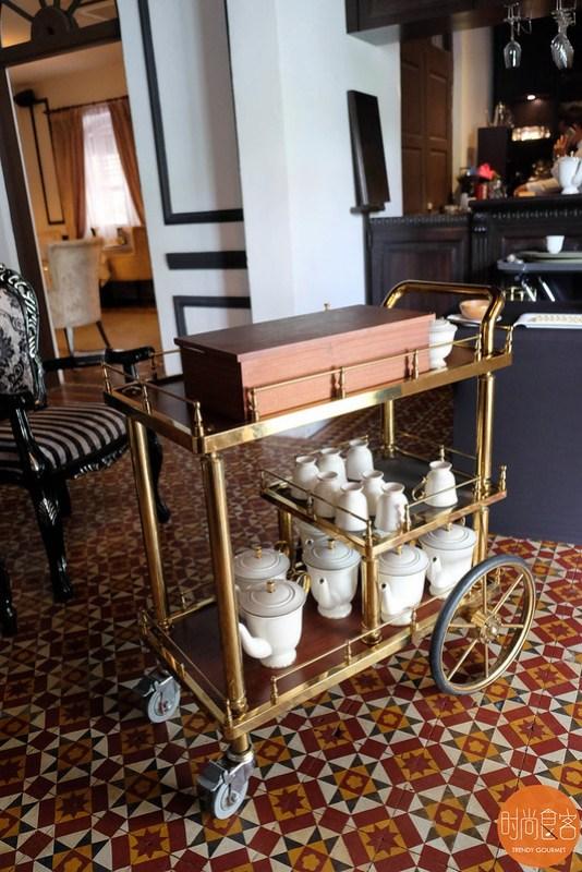 Faquhar Mansion Teatime (11)