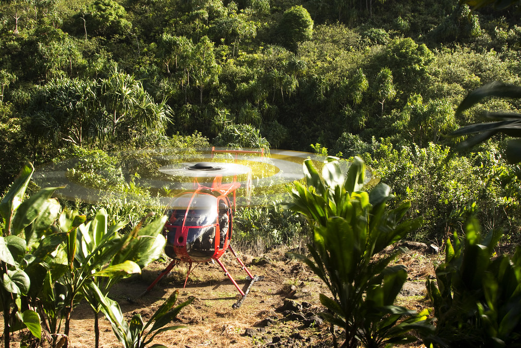 Kalalau Trail rescue