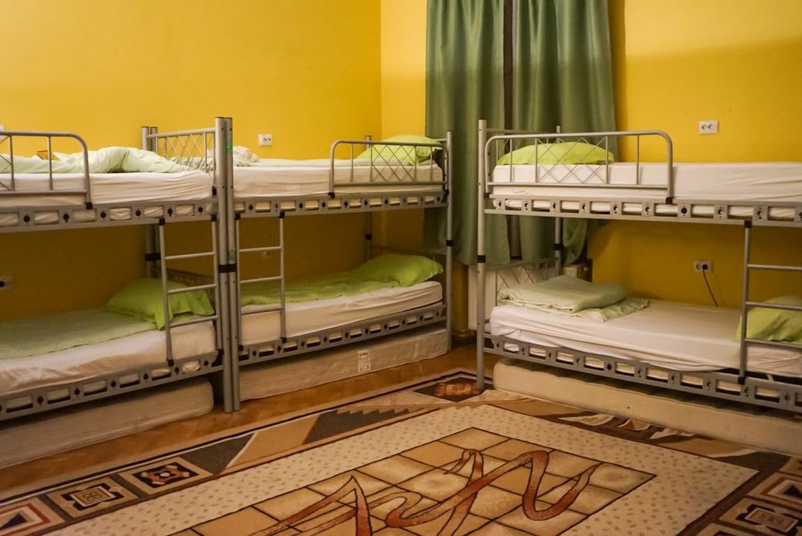 Hostellissa majoittuminen - Transylvania Hostel, Cluj-Napoca
