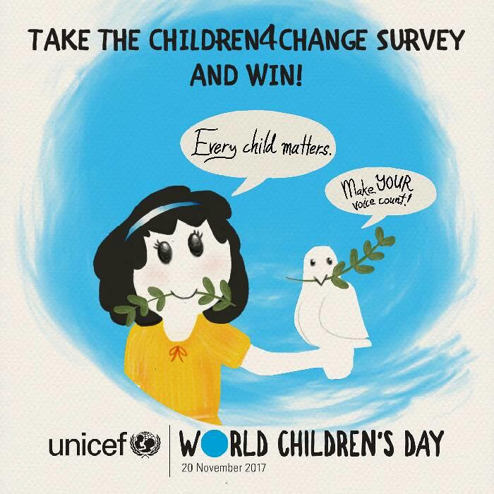 #children4change
