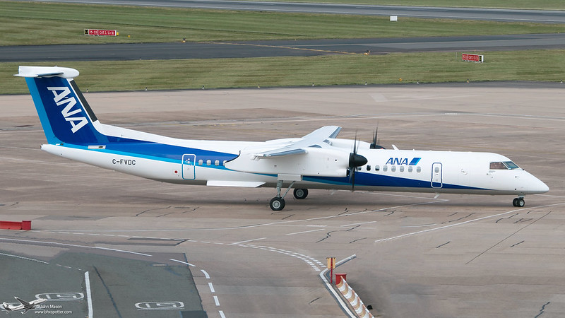 C-FVDC DH8D ANA