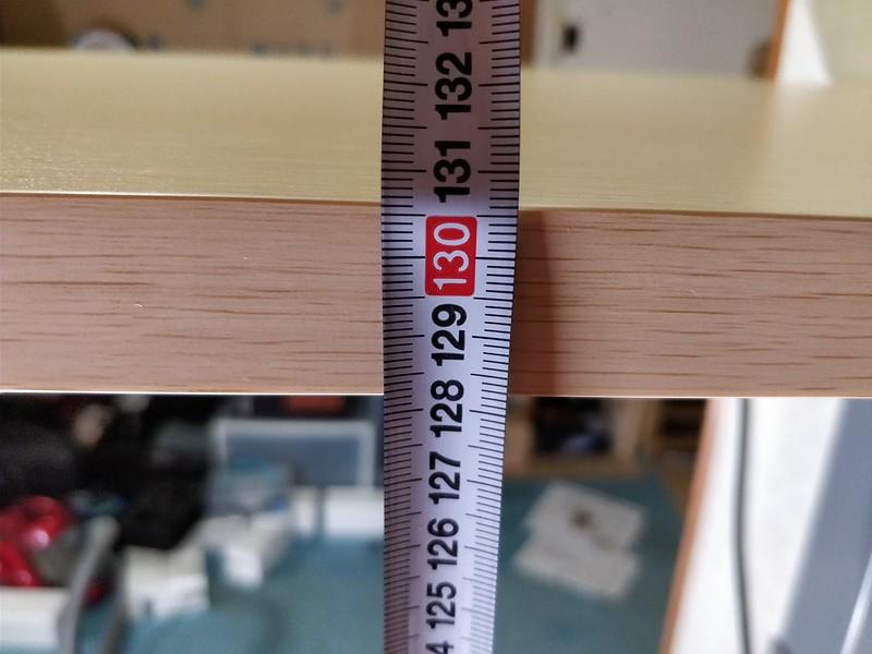 Loctek 電動式スタンディングデスク 昇降高さ (4)