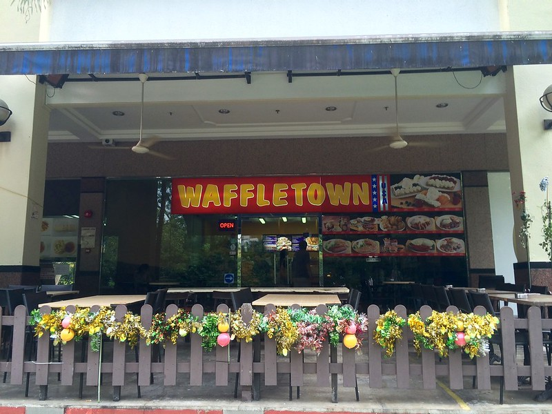 City Girl City Stories: Waffletown SG