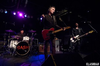 Bash & Pop @ Cat's Cradle in Carrboro NC on September 27th 2017