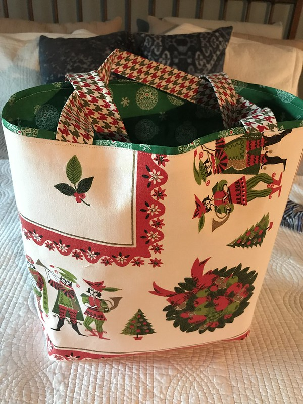 First Christmas Bags