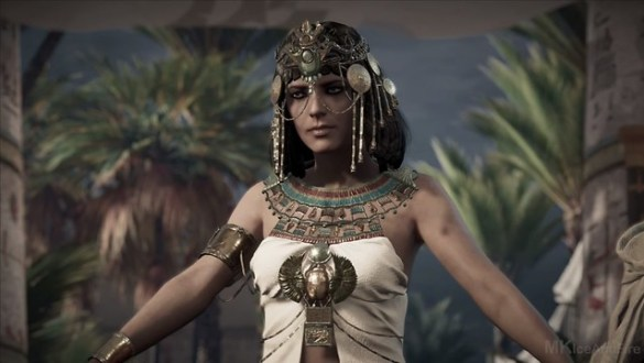 Assassin's Creed Origins - Cleopatra's Reign