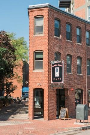 Golden Goose Cafe - Boston