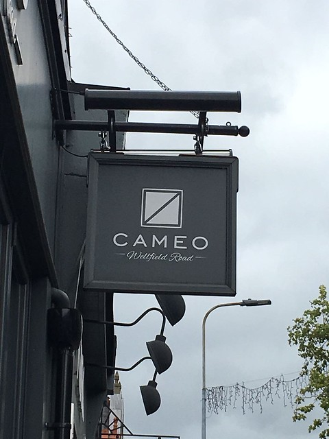 Cardiff Food - Cameo Club