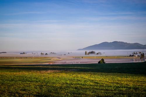 Skagit Valley Foggy Sunrise-007