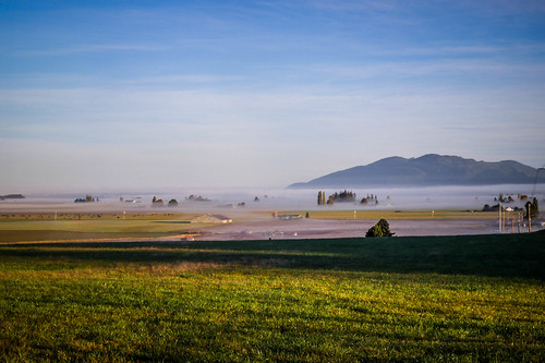 Skagit Valley Foggy Sunrise-007