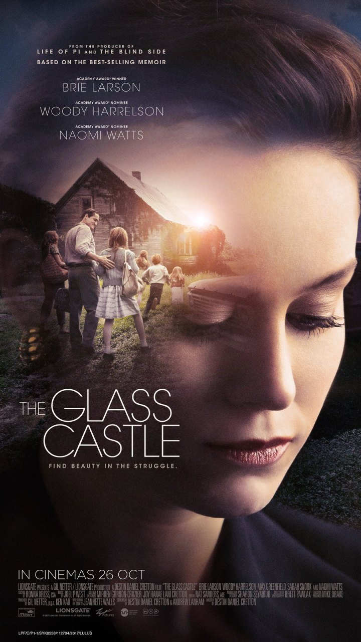 Peraduan Premiere With Budiey €� Filem THE GLASS CASTLE