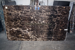 Emperador Dark 3cm marble slabs for countertops