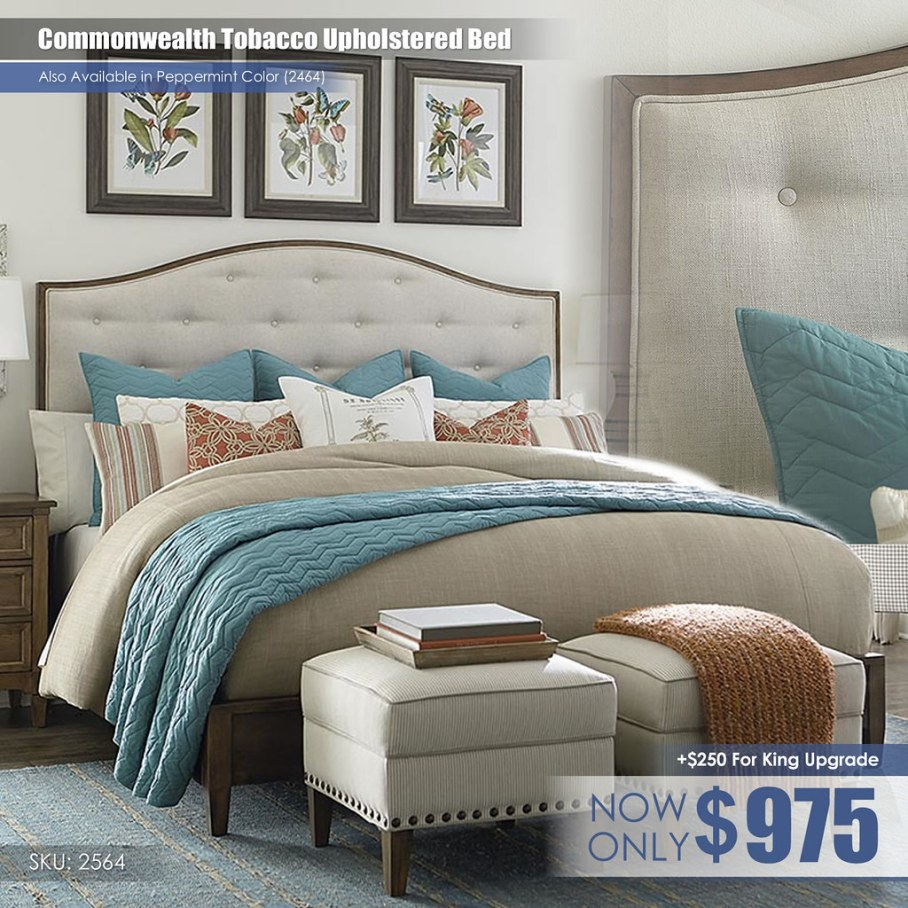 Commonwealth Tobacco Upholstered_2564-K163A-FA15