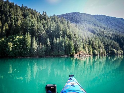 Baker Lake Paddling-49