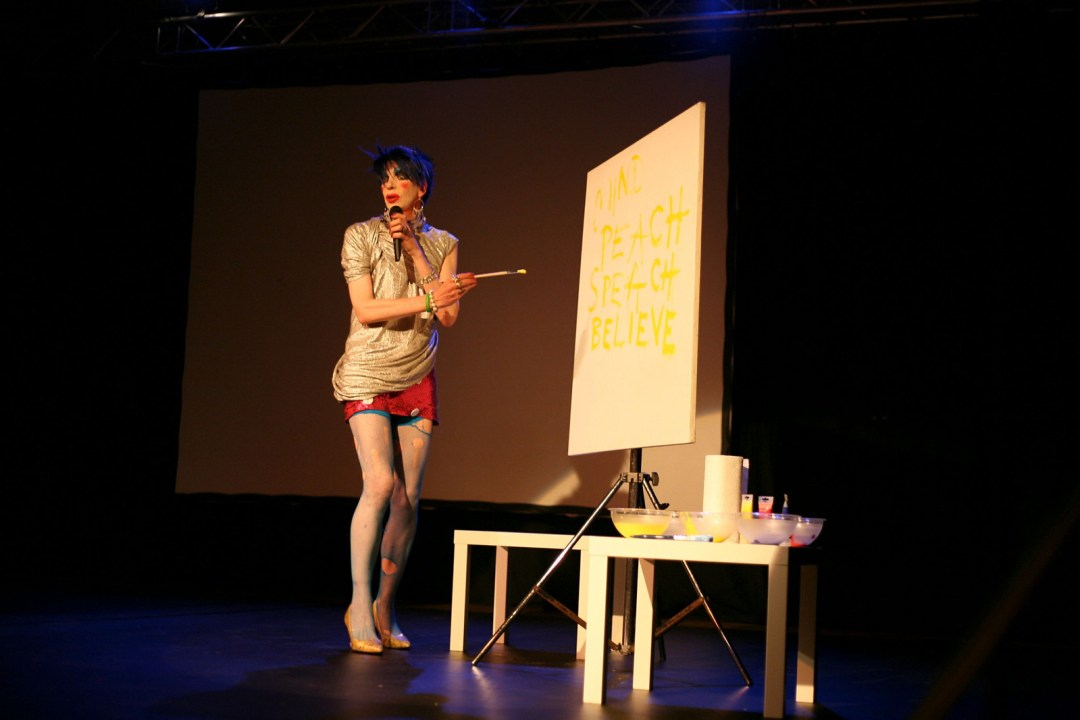 David Hoyle: Escape from Oppression, live in Rijeka