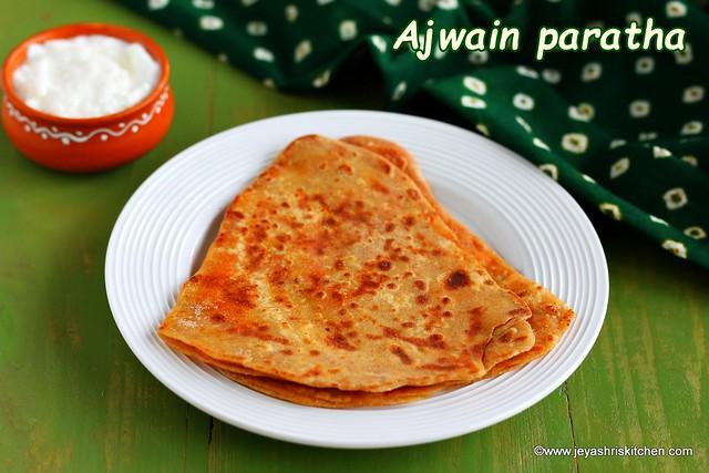 Ajwain-paratha