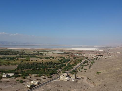 Dead Sea - south end