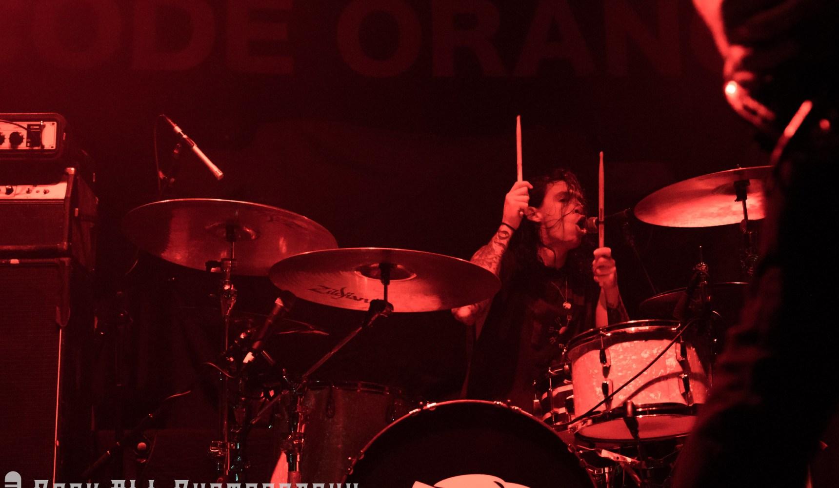 Code Orange - Newport Music Hall - Columbus, OH - 10/10/17