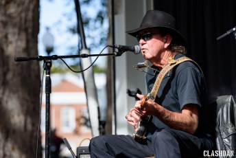Tony Joe White @ Yep Roc 20, Hillsborough NC 2017