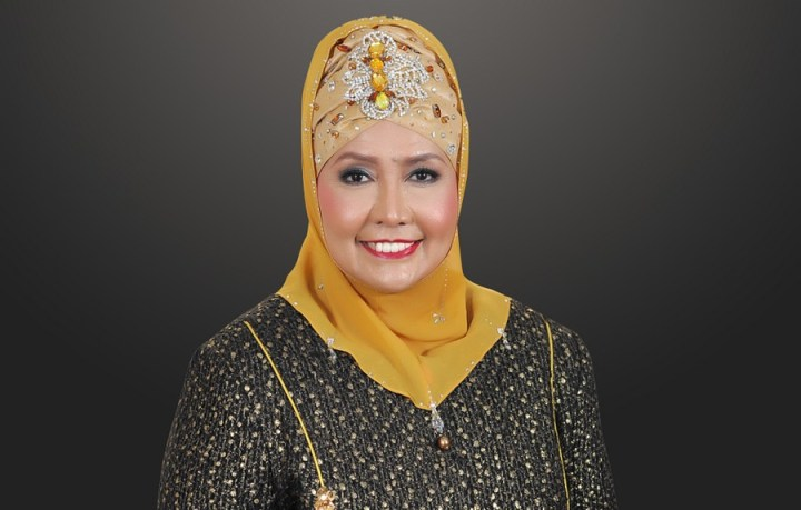 Datuk Wira Maznah Hamid Iron Lady Meninggal Dunia