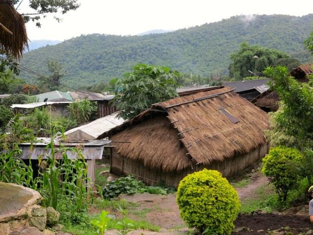 Aldea Hmong