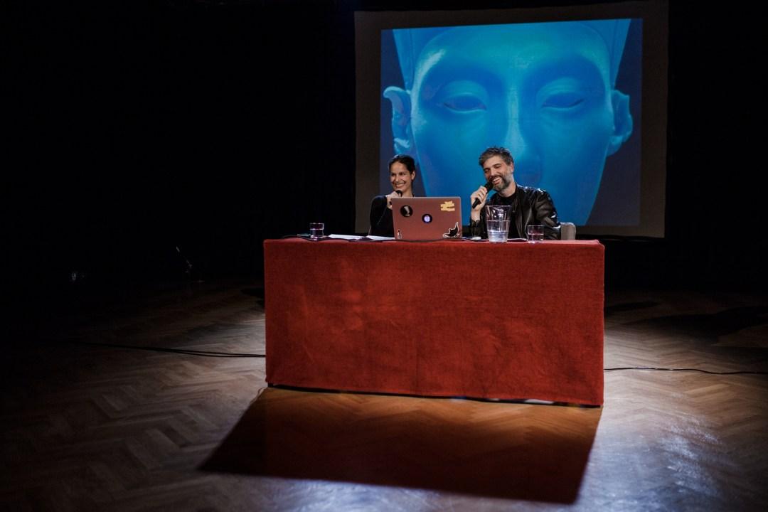 Nora Al-Badri & Jan Nikolai Nelles: The Other Nefertiti