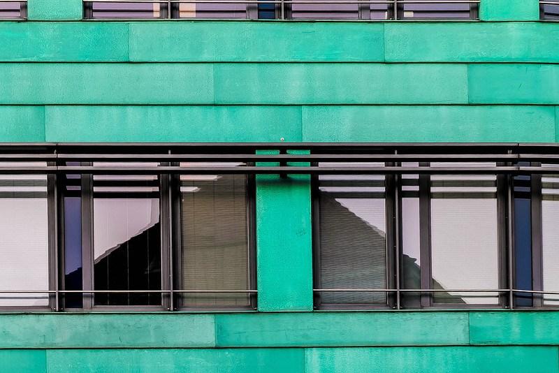 Moderne Architektur in Lübeck