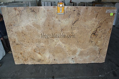 Madura Gold Granite slabs for countertop