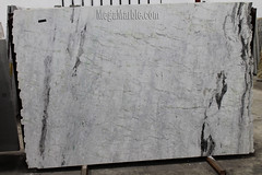 Princess White Quartzite Countertop Slabs