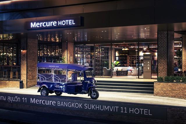 Mercure Bangkok Sukhumvit 11 - Entrance