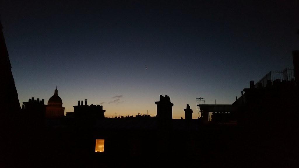 Vénus à la fenêtre