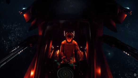 Star Citizen - Cockpit Damage