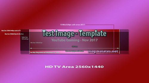 YouTube Gaming Template 2017v3