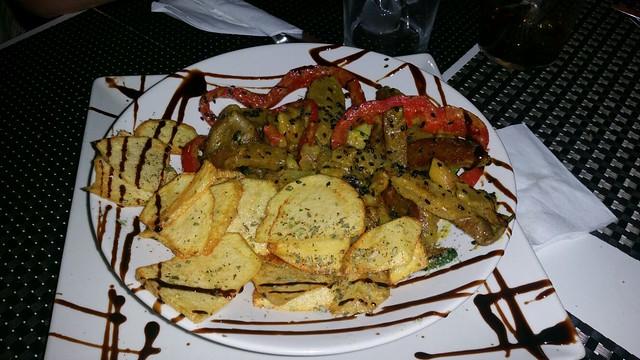 Seitán al curry en El Ojú