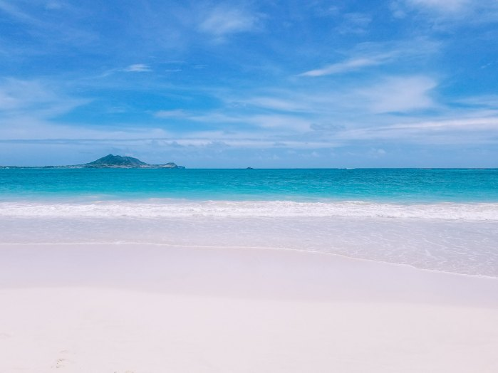 Oahu Beach Guide - A Perogy and Panda Hawaii Travel Guide - Kailua Beach