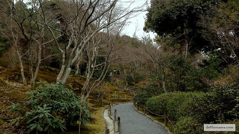 3 Hari Keliling Kyoto - Sogenchi Park 1