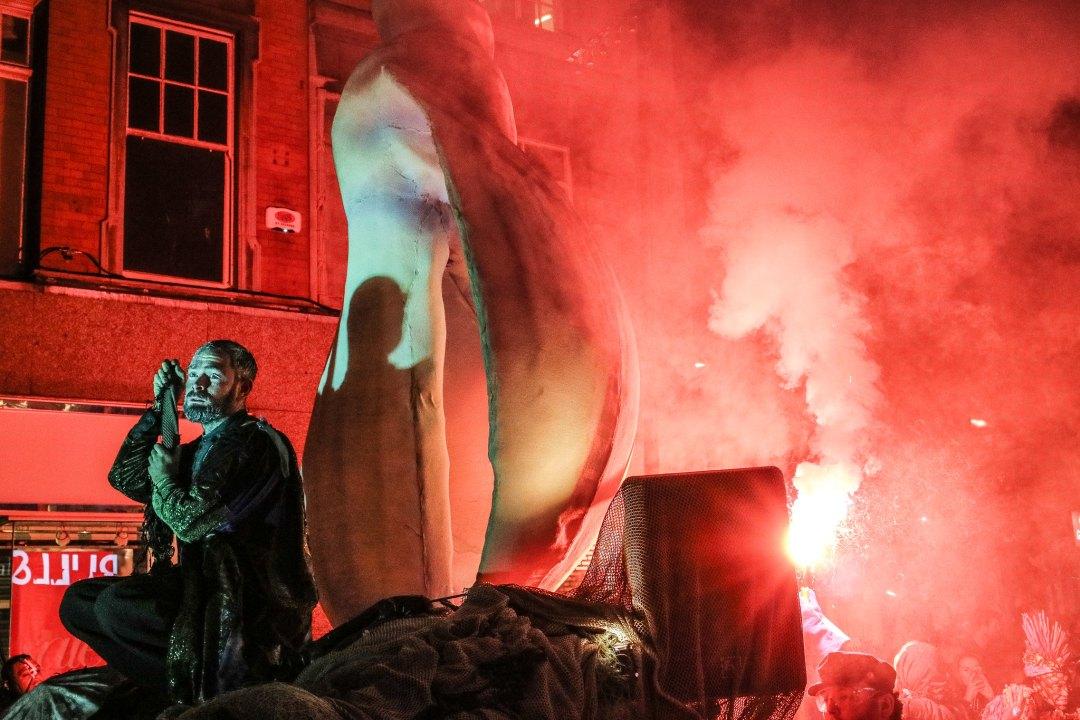 Macnas Parade Dublino