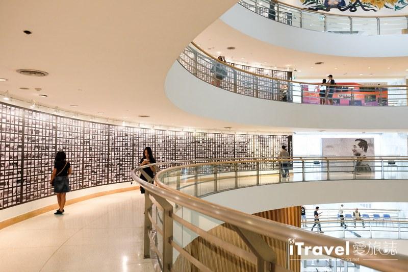 《曼谷地標推薦》曼谷藝術文化中心:泰皇紀念特別展覽活動