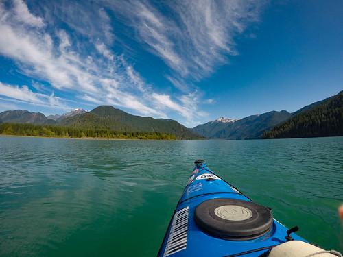 Baker Lake Paddling-8