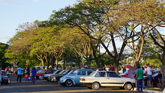 Encontro Mensal de Carros Antigos. #Brasilia #Brasil #ClassicCars
