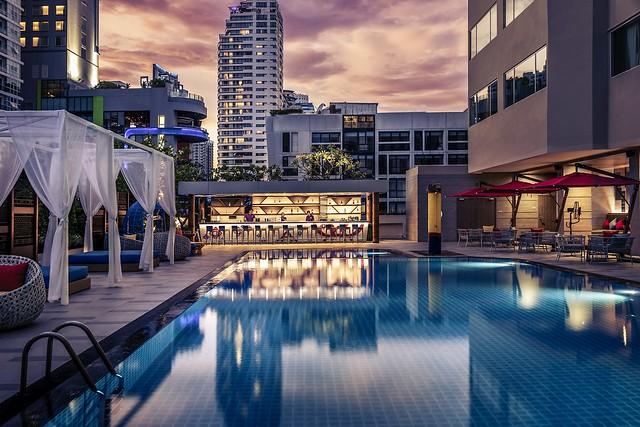 Mercure Bangkok Sukhumvit 11 - Pool