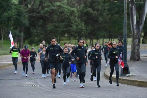 Equipo Nike Run Club