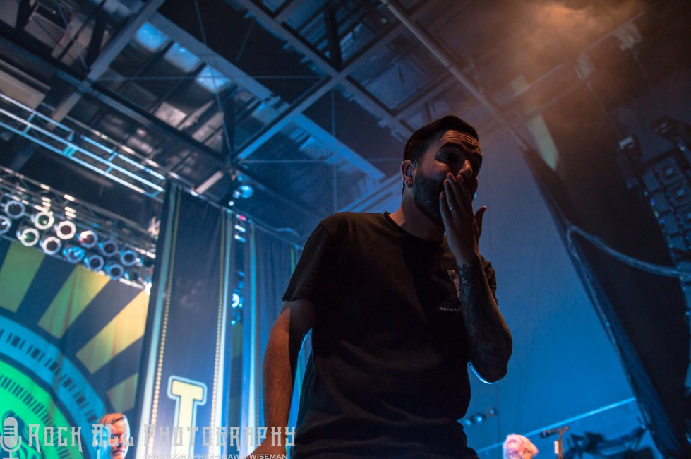 A Day To Remember @Express Live in Columbus, OH