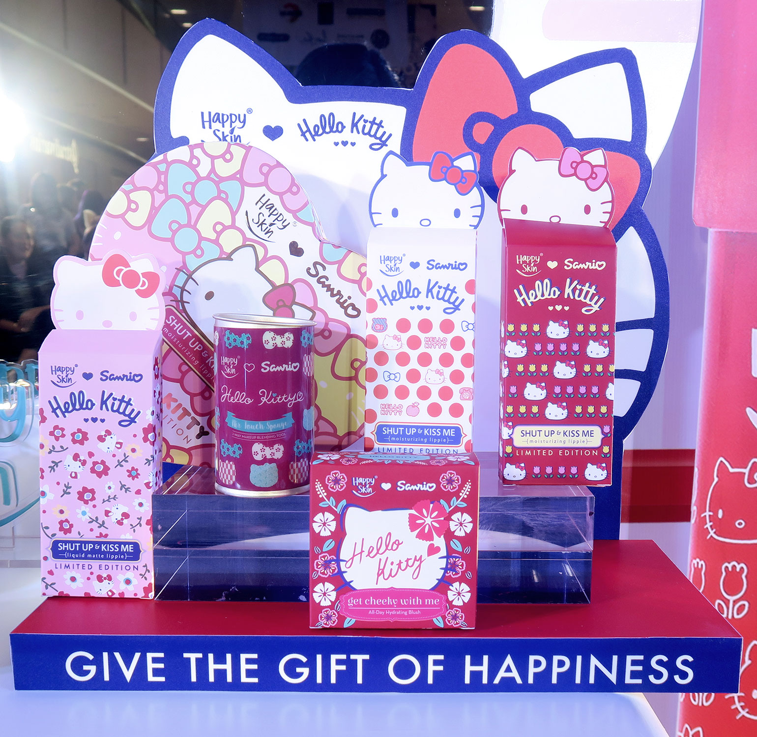 9 Happy Skin x Sanrio Characters - Grand Launch, Preview, Swatches - Gen-zel - She Sings Beauty