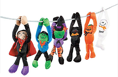 Halloween Decorating With Oriental Trading
