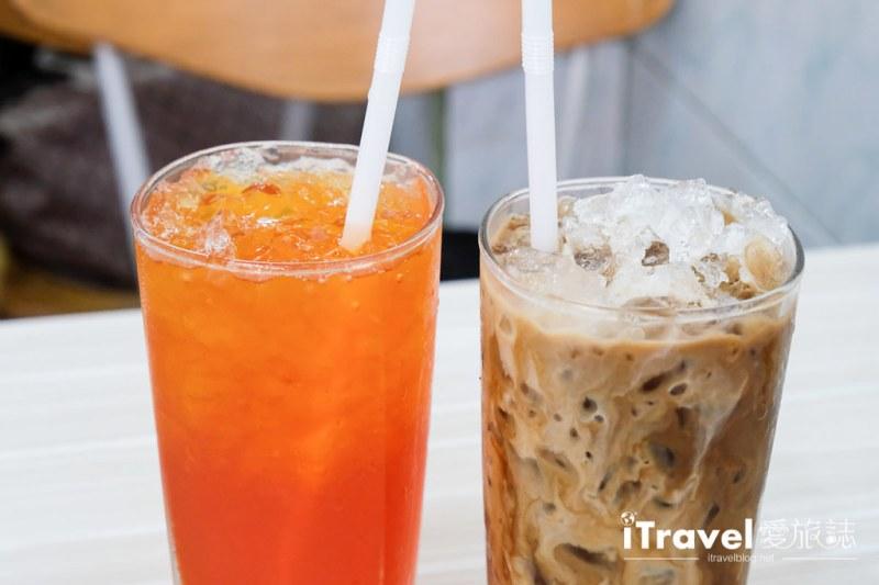 《曼谷小吃推薦》Som Song Pochana:老城巷子內銅板美食