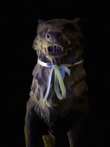 Allison's stone dog
