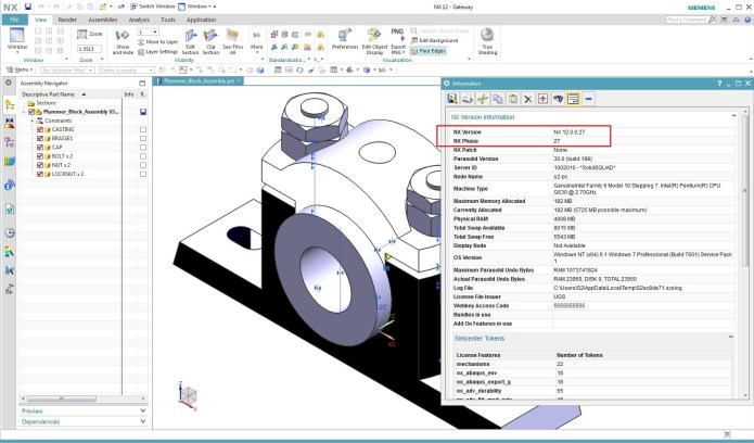 Design with Siemens PLM NX 12.0.0 full crack