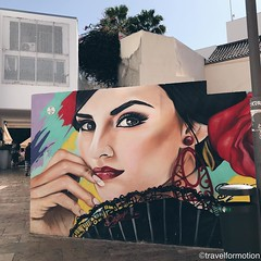 #streetart #malaga #viveandalucia #andalucia #travel #wanderlust #guardiantravelsnaps #tourism #spain #loves_spain #travelgram #espagna #ig_spain #igtravel #viveandalucia #visitspain #exploring #bbctravel #lonelyplanet #vsco #vscocam #shotoniphone