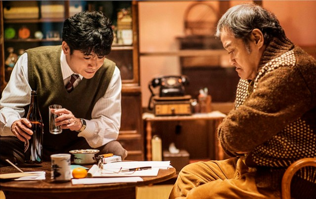 The Miracles of the Namiya General Store Still Nishida and son